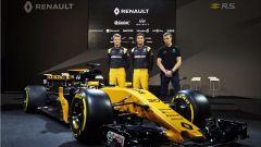 Renault F1 Team 2017