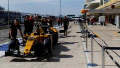 Renault F1 Team - F1 GP USA 2016