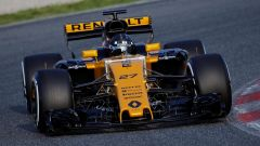 Renault F1 Team Racing - F1 2017 test Barcellona