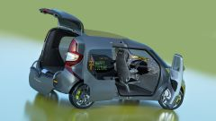 Renault Frendzy Concept - Immagine: 9
