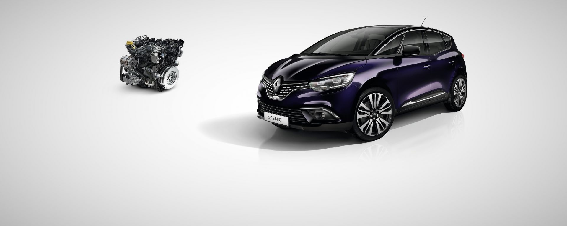 Renault: il nuovo motore a benzina per Scénic e Grand Scénic
