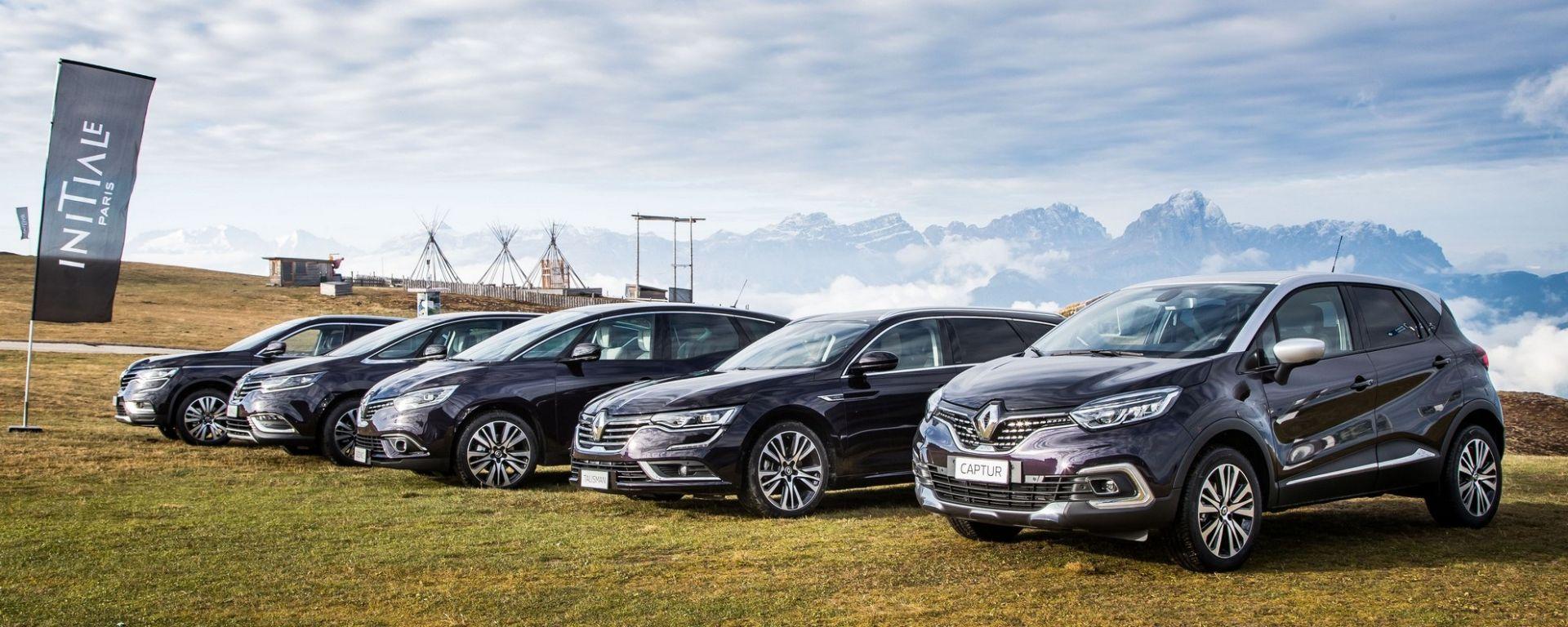 Renault Initiale Paris, il top della gamma francese