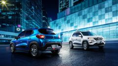 Renault K-ZE: base della nuova Dacia EV