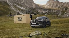 Renault Kadjar 4x4 Black Edition al fianco del Wild Store