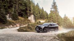 Renault Kadjar 4x4 Black Edition in montagna
