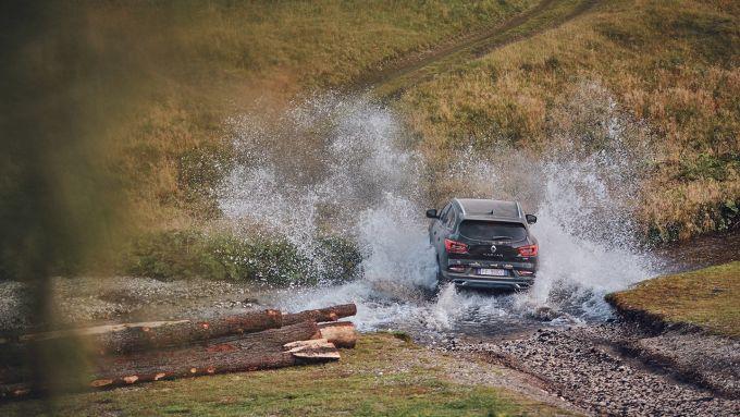 Renault Kadjar 4x4 Black Edition IN OFF ROAD