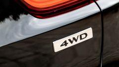 Renault Kadjar Black Edition 4X4: badge 4WD