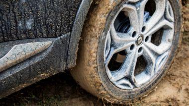 Renault Kadjar Black Edition 4X4: dettaglio cerchi in lega