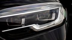 Renault Kadjar Black Edition 4X4: dettaglio proiettori anteriori