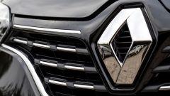 Renault Kadjar Black Edition 4X4: il logo sulla calandra