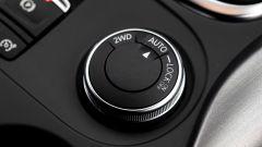 Renault Kadjar Black Edition 4X4: il selettore della trazione