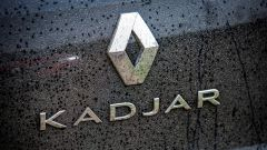Renault Kadjar Black Edition 4X4: logo posteriore