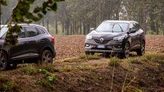 Renault Kadjar Black Edition 4X4: percorso off-road