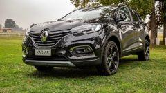 Renault Kadjar Black Edition 4X4: vista frontale