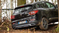 Renault Kadjar Black Edition 4X4: vista posteriore