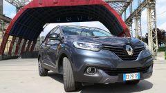 Renault Kadjar dCi 110 cv Energy Bose: la prova su strada - Immagine: 2