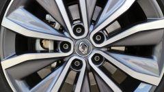 Renault Kadjar Energy Bose monta di serie cerchi da 19 pollici