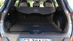 Renault Kadjar ha un bagagliaio da 472 litri