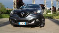 Renault Kadjar: il frontale
