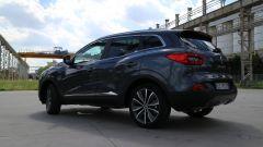 Renault Kadjar: il posteriore