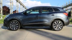 Renault Kadjar: la fiancata