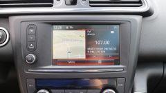 Renault Kadjar monta uno schermo da 7 pollici capacitivo come quello del cellulare