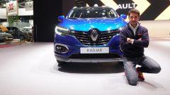 Renault Kadjar MY19 al Paris Motor Show 2018