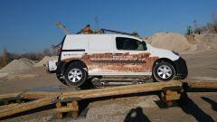 Renault Kangoo X-Track: fa anche il twist
