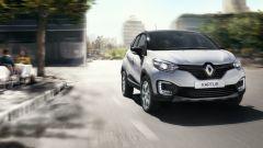 Renault Kaptur: in Russia la variante 4x4 della Captur - Immagine: 1