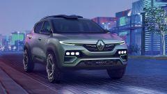 Renault Kiger, in principio fu la concept