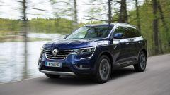 Renault Koleos 2017, la prova su strada