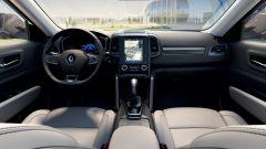Renault Koleos 2019: dettaglio della plancia