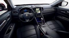 Renault Koleos 2019: gli interni