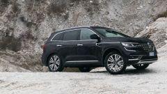 Renault Koleos 2020, ambizioni Premium
