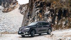 Renault Koleos 2020, buone proprietà anche in offroad
