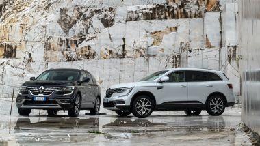Renault Koleos 2020, cambia poco ma cambia