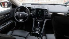 Renault Koleos 2020, gli interni