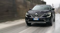 Renault Koleos 2020, il nuovo frontale