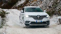 Renault Koleos 2020, niente hybrid, solo diesel