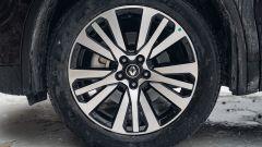 Renault Koleos 2020, nuovo design dei cerchi