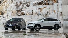 Nuova Renault Koleos, la potenza viaggia in business. Il test - Immagine: 20
