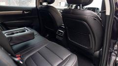 Renault Koleos 2020, spazio posteriore ai vertici