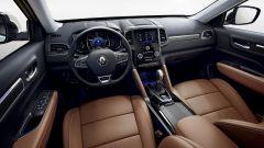 Renault Koleos 2021: i nuovi interni