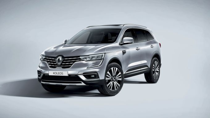 Renault Koleos 2021: la nuova tinta Grigio Magnete