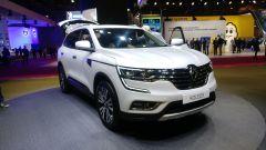 Renault Koleos, frontale