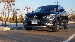 Renault Koleos: il SUV della Losanga che studia da Premium - Immagine: 1
