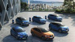 Renault: la gamma E-Tech