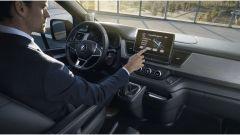 Renault LCV Show 2021: abitacolo del Trafic SpaceClass