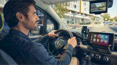 Renault LCV Show 2021: gli interni del nuovo Kangoo Van