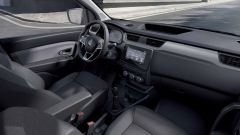 Renault LCV Show 2021: interni del nuovo Express Van
